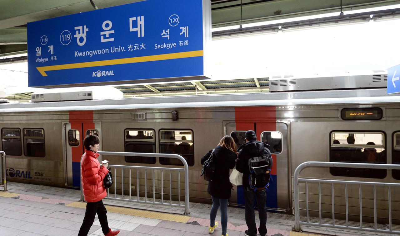 서울 지하철. 사진/뉴시스